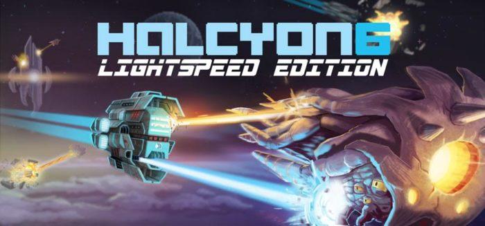 halcyon 6, lightspeed edition