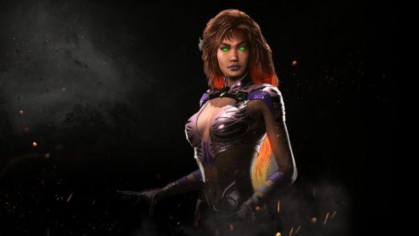 starfire DLC