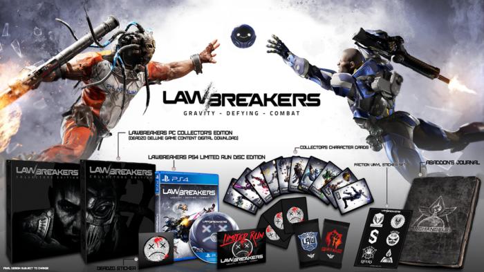 lawbreakers CE