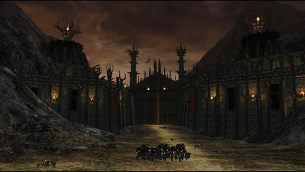 The Lord of the Rings Online Black Gate
