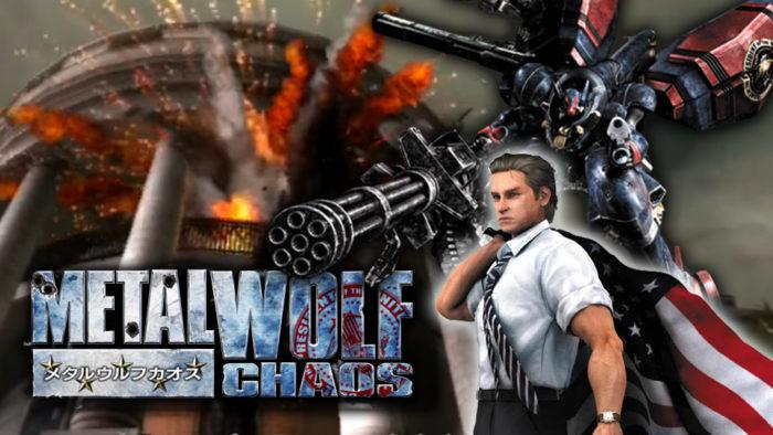 metal wolf chaos
