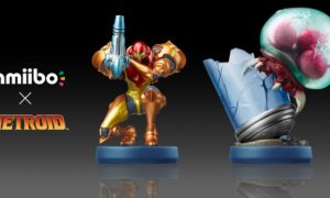 Metroid: Samus Returns, amiibo