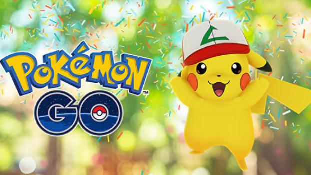10. Pokemon GO