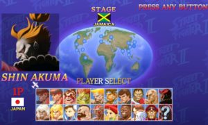 Shin Akuma, Ultra Street Fighter II: The Final Challengers