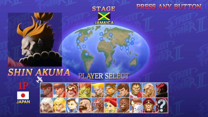 Shin Akuma, Ultra Street Fighter II: The Final Challengers