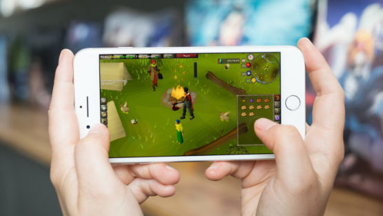 Runescape on mobile
