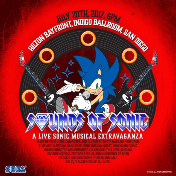 sonic concert