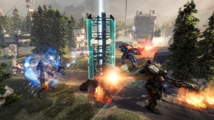 Titanfall 2 Frontier Defense