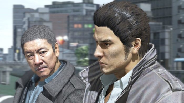 Image result for yakuza 5