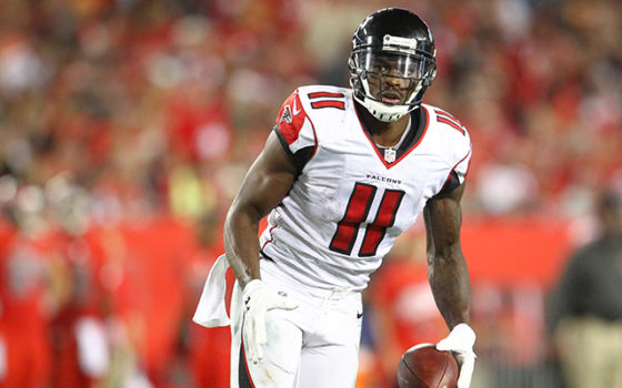 Julio Jones, Falcons, WR - 98