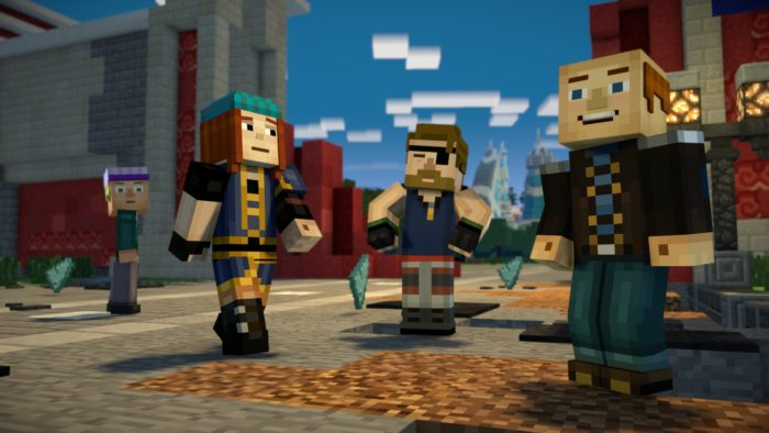 Minecraft Story Mode Season 2 Episode 2 Review