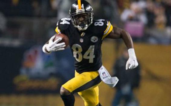 Antonio Brown, Steelers, WR - 97