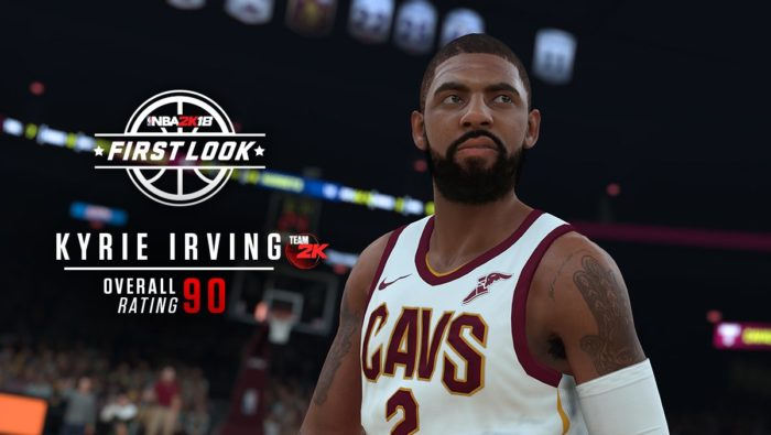 NBA 2k18 Best Player Ratings