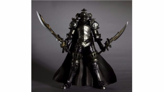 Gabranth - Dissidia Final Fantasy - Play Arts