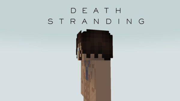 Death Stranding Minecraft
