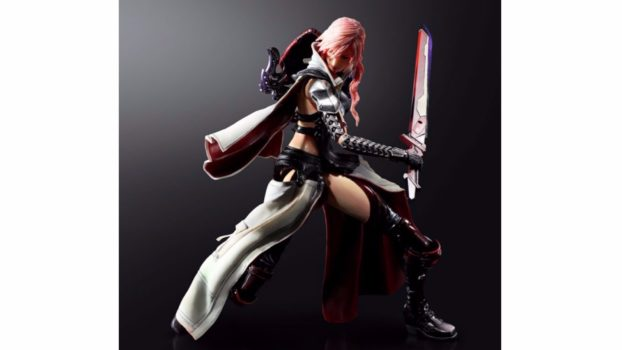 Lighting - Final Fantasy XIII - Play Arts Kai