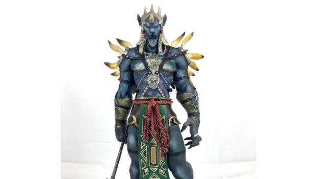 Kimahri Ronso Final Fantasy X - Kotobukiya