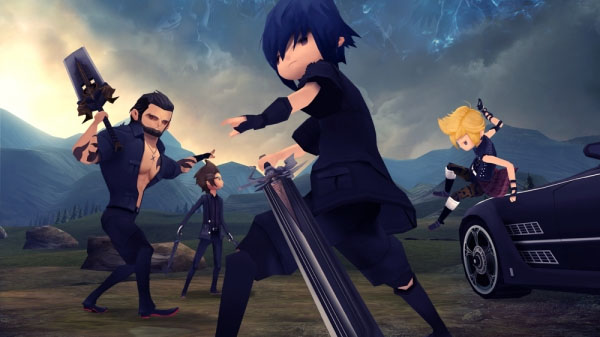 Final Fantasy XV, Pocket Edition