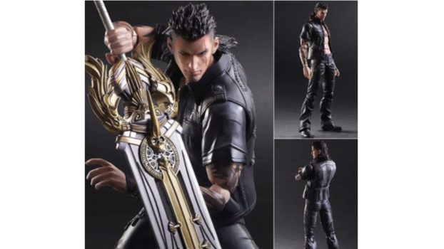 Gladiolus - Final Fantasy XV - Play Arts Kai