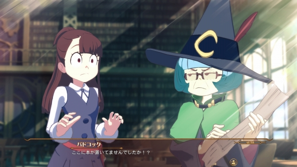 Little Witch Academia 10