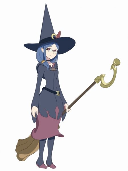 Little Witch Academia 11