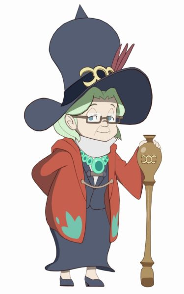 Little Witch Academia 13
