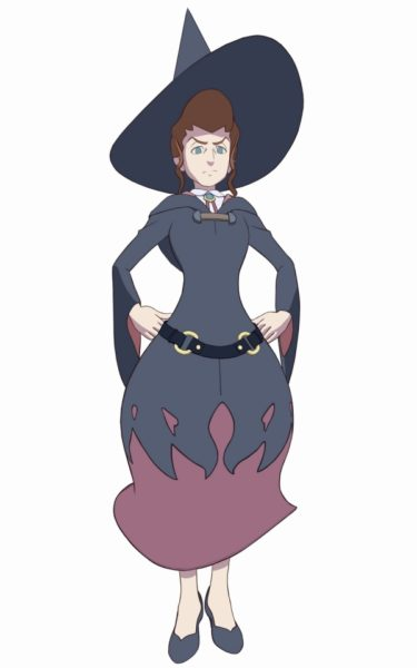 Little Witch Academia 15