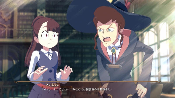 Little Witch Academia 16