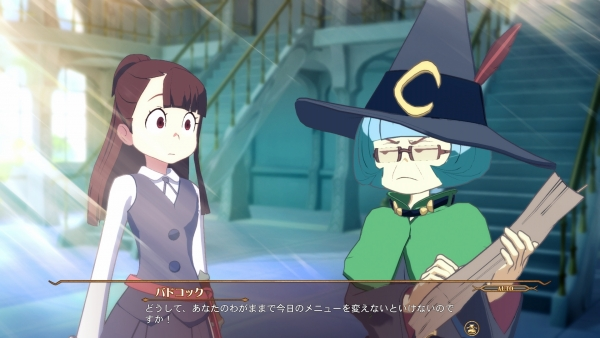 Little Witch Academia 18