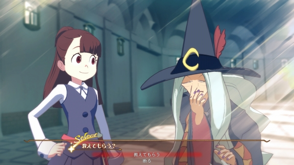 Little Witch Academia 22