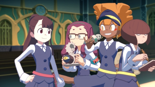 Little Witch Academia 30