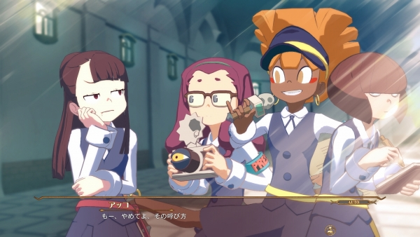 Little Witch Academia 5