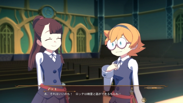 Little Witch Academia 7