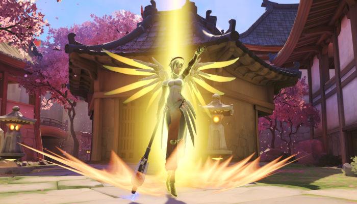 Mercy rez