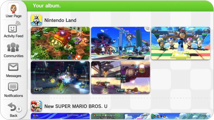 Miiverse, Nintendo
