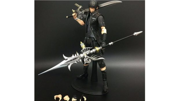 Noctis - Final Fantasy XV - Play Arts Kai