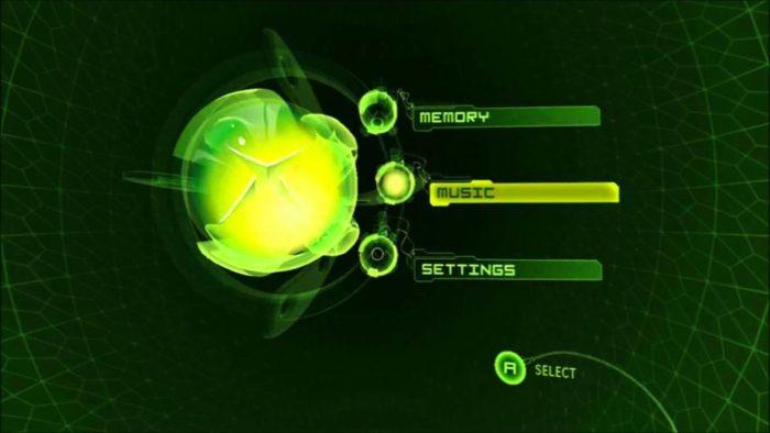 OG Xbox UI