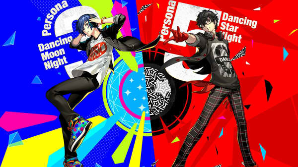 Persona 5: Dancing Star Night, Persona 3: Dancing Moon Night