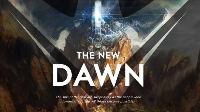 Paragon, The New Dawn
