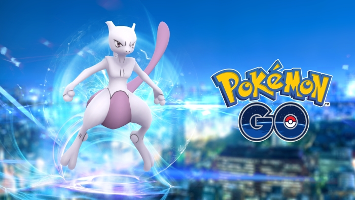 Pokemon GO, Mewtwo