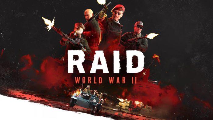 RAID, World War II, World War 2, WWII, WW2