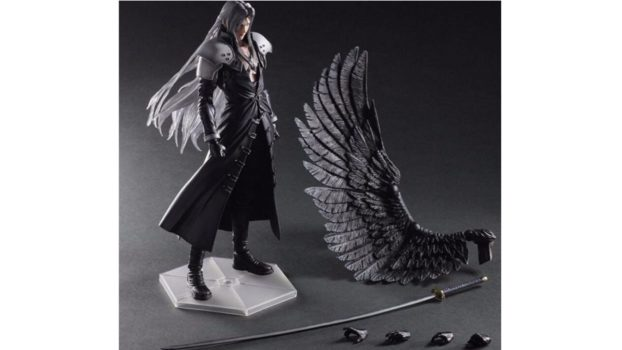 Sephiroth Final Fantasy VII - Play Arts Kai