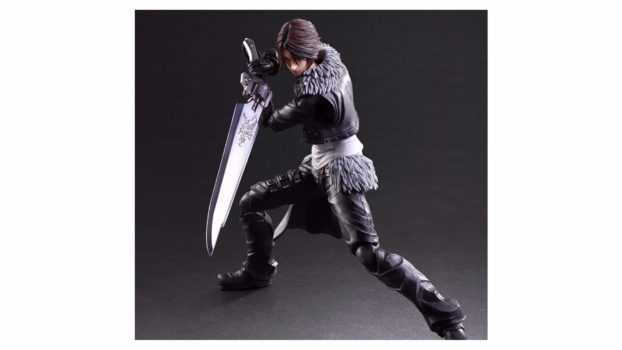 Squall - Final Fantasy VII - Play Arts Kai