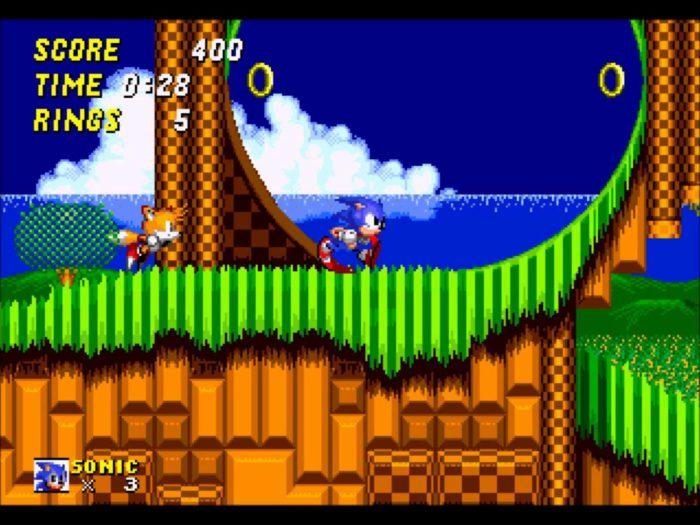 Sonic, Emerald