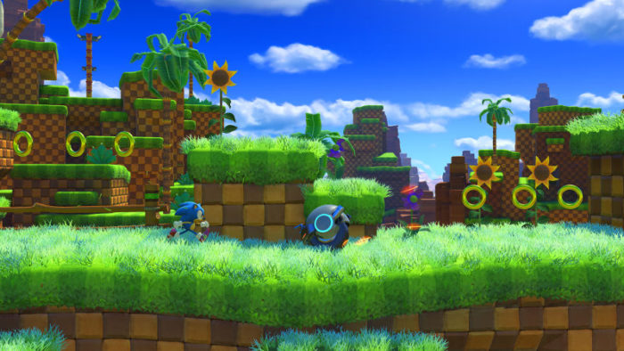 Sonic Forces Green Hill