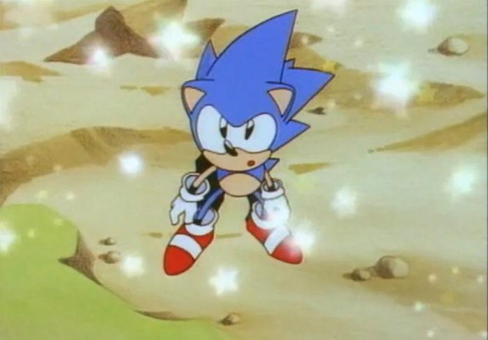 Sonic, Sonic CD