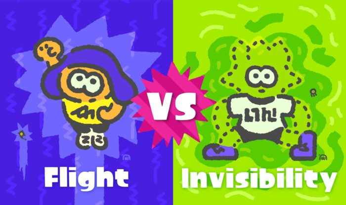 the third splatoon 2 splatfest has ended and the results are in