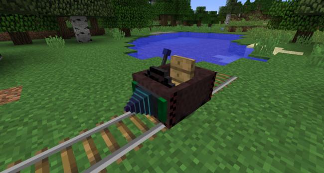 Steve's Carts Reborn