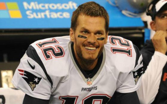 Tom Brady, Patriots, QB - 99