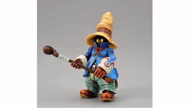 Vivi - Final Fantasy IX - Play Arts Kai